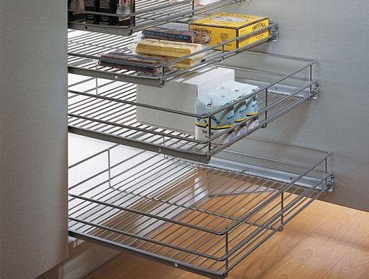 unterschrankauszug 40 50 60 cm schrankauszug nachr sten. Black Bedroom Furniture Sets. Home Design Ideas