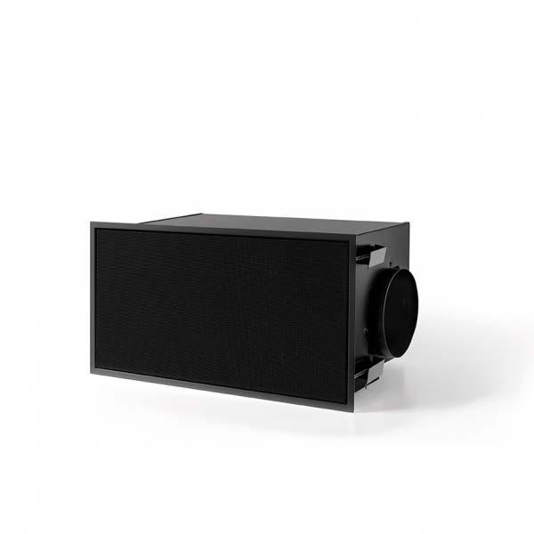 Novy Umluftbox 842.400 in schwarz