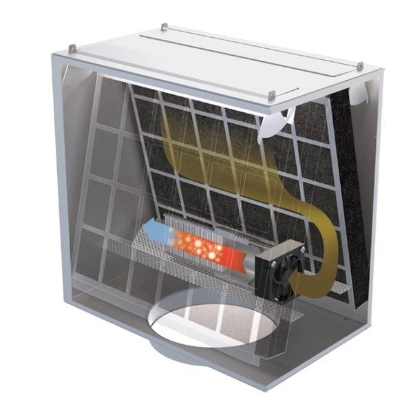 Berbel Permalyt Filter BUR BDL 115 / 135