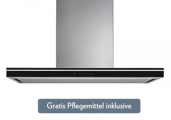 Falmec Lumina NRS 120 cm Wandhaube Schwarz