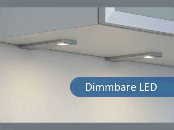 LED D`Lau Cubo dimmbar