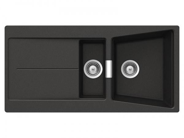 Schock Opus D-150 Cristadur Granitspüle