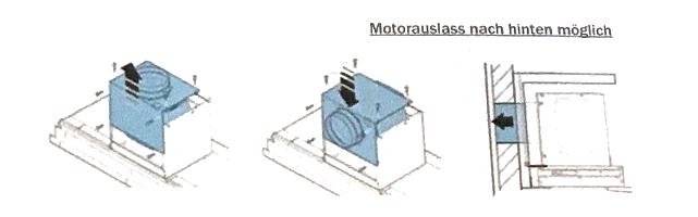 Motorauslass