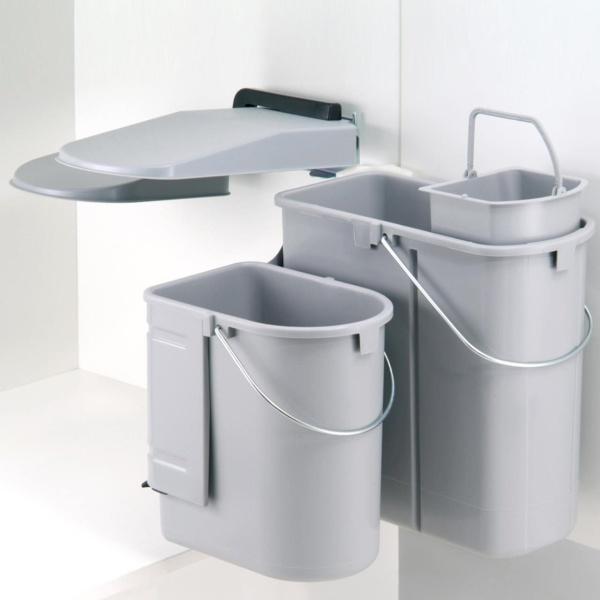 Wesco Ökontainer Junior 29 Liter Mülleimer
