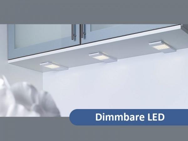 Küchenbeleuchtung Led Unterbau : led unterbauleuchte samba ~ Watch28wear.com Haus und Dekorationen
