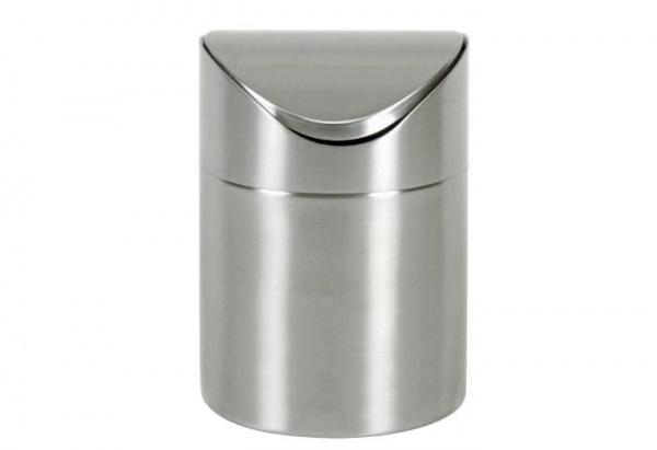 Tischabfall-Behälter aus Edelstahl