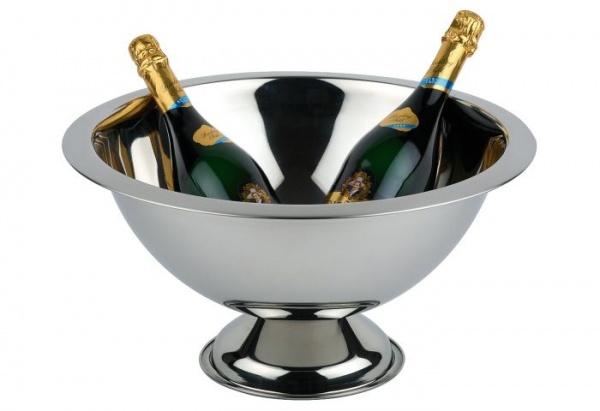 Kühlschale für 2-3 Flaschen Champagnerflaschen