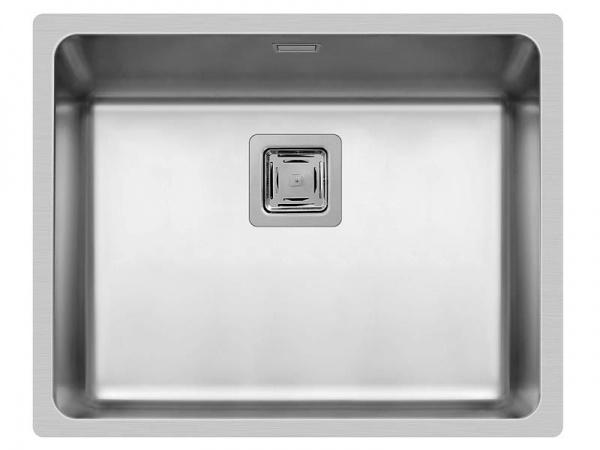 Pyramis Lume 50x40 1B flächenbündige Küchenspüle
