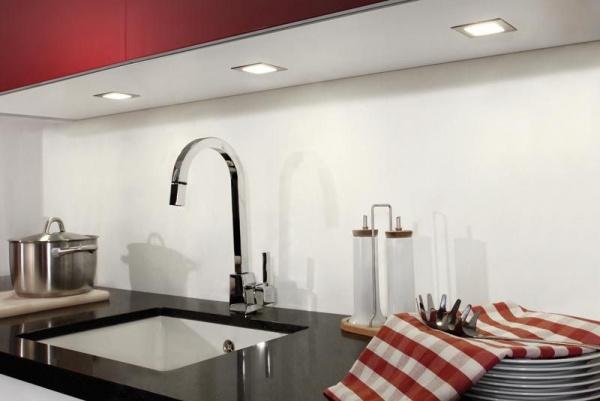 LED Einbaustrahler Toni | LED-Einbaustrahler |Beleuchtung |Nordsee ...