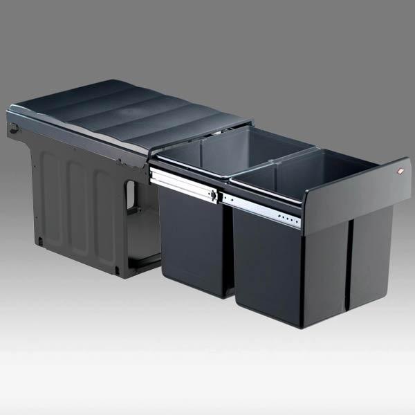 Wesco Double Master 40 DT 2 x 16 Liter