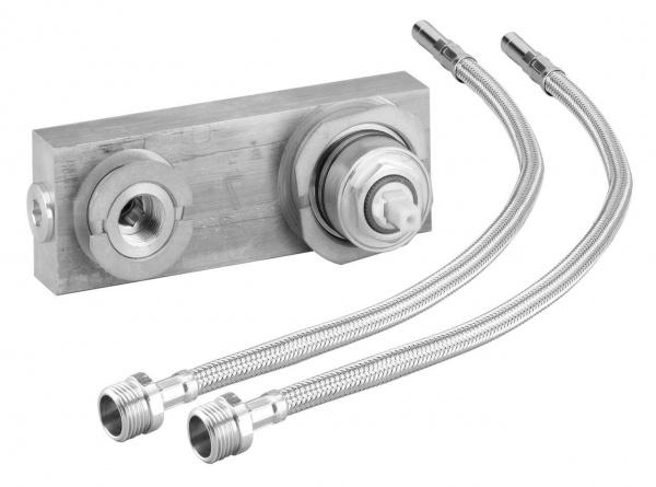 Dornbracht Waschtisch-Wand-Einhandbatterie Mischer rechts 3581697090