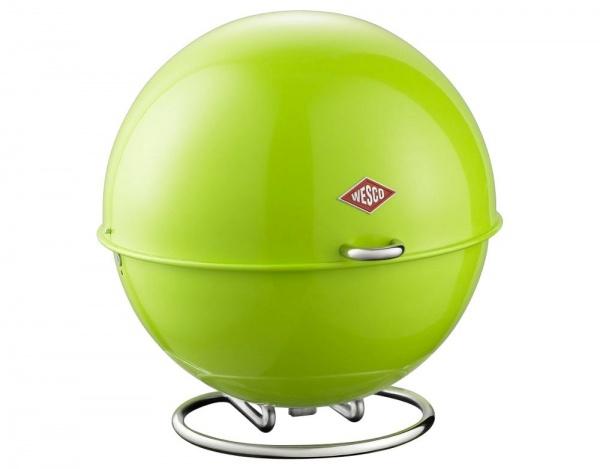 Wesco Superball limegreen Küchen-Aufbewahrungsbox