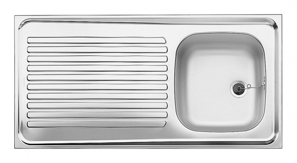 Blanco Auflagespüle R-ES 10 x 5