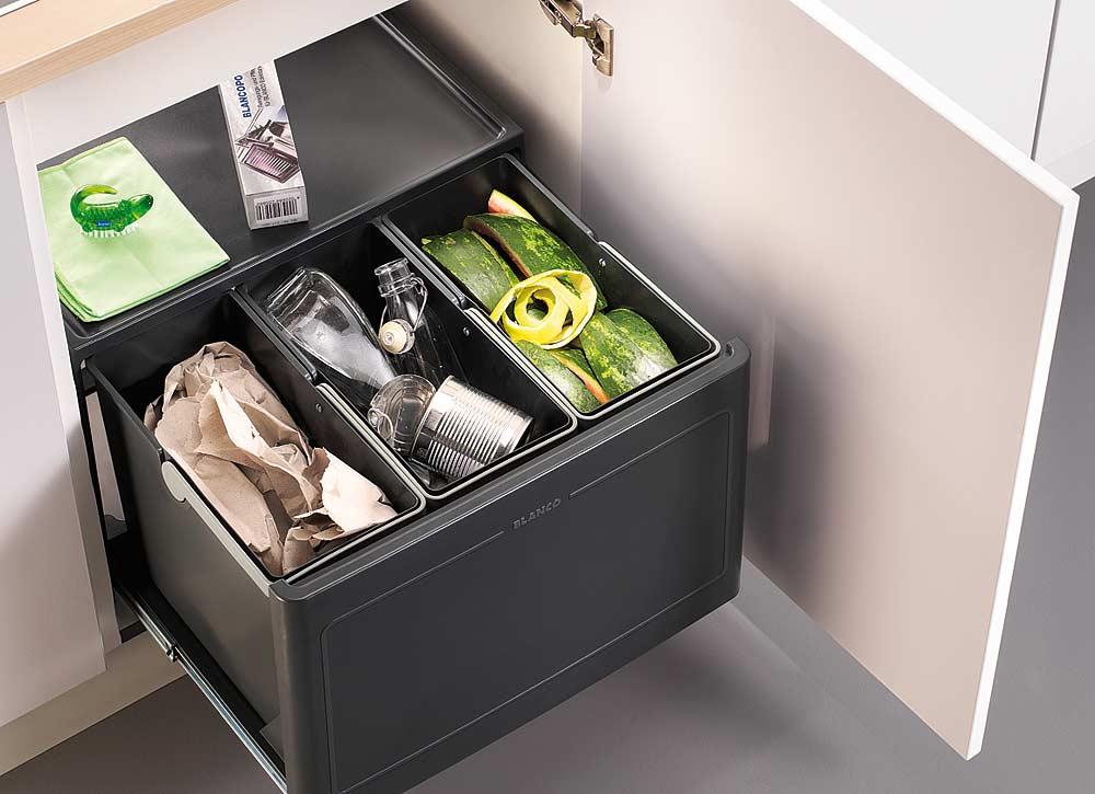 Küchenmülleimer Und Abfalltrennsysteme In Großer Auswahl