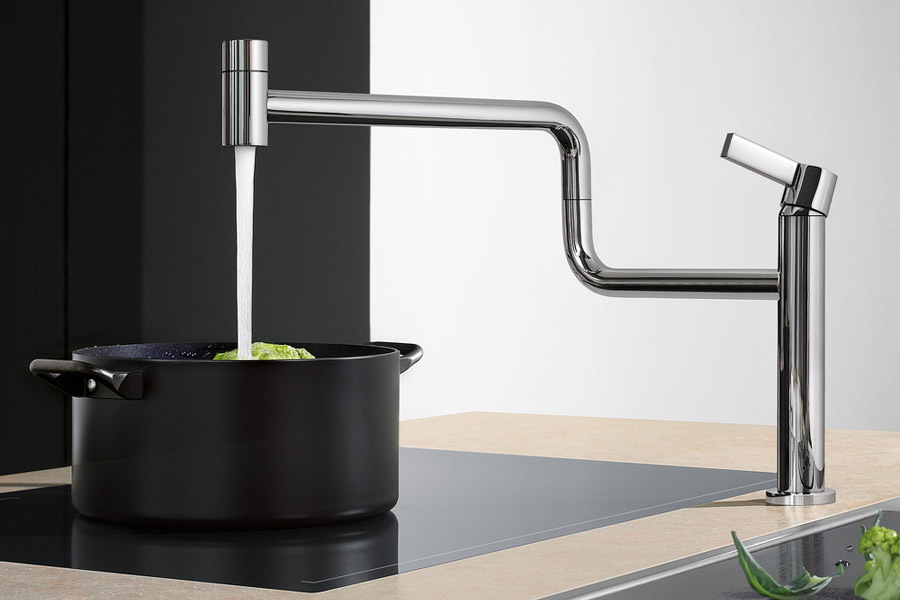 Küchen Armaturen in großer Auswahl online kaufen
